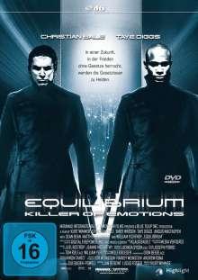 Equilibrium, DVD