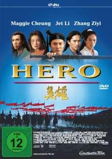 Hero (2002), DVD
