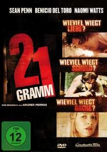 21 Gramm, DVD
