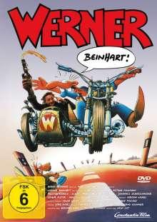 Werner - Beinhart!, DVD