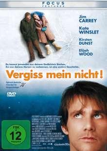 Vergiss mein nicht! (2004), DVD