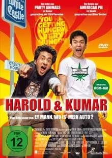 Harold und Kumar, DVD