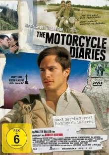 Die Reise des jungen Che - The Motorcycle Diaries, DVD