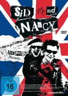 Sid And Nancy, DVD