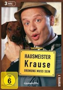 Hausmeister Krause Staffel 1, 3 DVDs