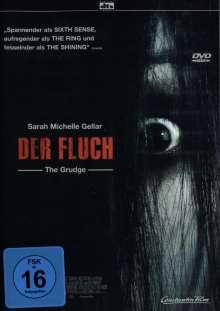 The Grudge - Der Fluch, DVD