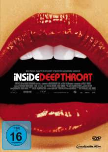 Inside Deep Throat, DVD