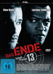 Das Ende - Assault on Precinct 13 (2004), DVD