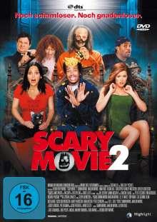 Scary Movie 2, DVD