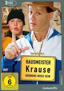 Hausmeister Krause Staffel 2, 3 DVDs