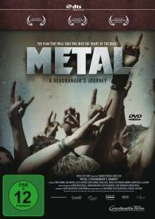 Metal - A Headbangers' Journey, DVD