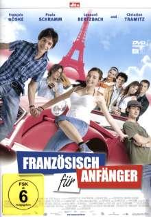 Französisch für Anfänger, DVD