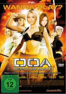 D.O.A. - Dead or Alive, DVD