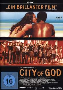 City of God, DVD