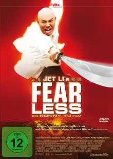 Fearless (2006), DVD