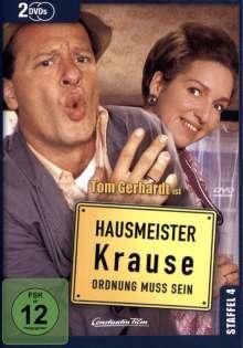 Hausmeister Krause Staffel 4, 2 DVDs
