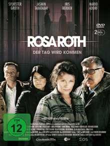 Rosa Roth: Der Tag wird kommen, 3 DVDs