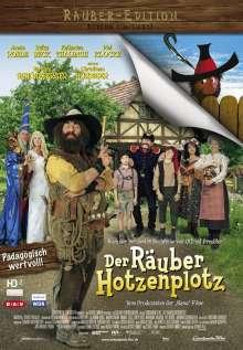 Der Räuber Hotzenplotz  (+ 2 CDs), DVD