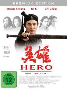 Hero (2002) (Director's Cut), 2 DVDs