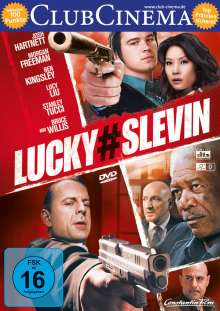 Lucky Number Slevin, DVD