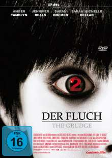 The Grudge - Der Fluch 2, DVD