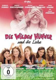 Die wilden Hühner und die Liebe, DVD