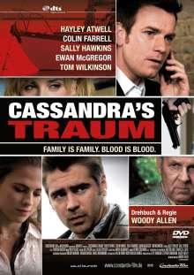 Cassandras Traum, DVD