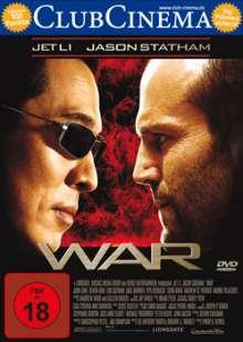 War, DVD