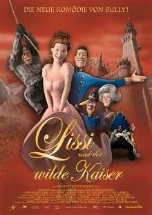 Lissi und der wilde Kaiser, DVD