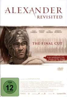 Alexander - Revisited (The Final Cut), DVD