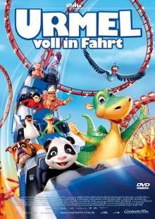 Urmel voll in Fahrt, DVD