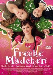 Freche Mädchen, DVD