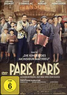 Paris, Paris - Monsieur Pignoil auf dem Weg zum Glück, DVD