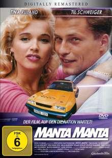 Manta Manta, DVD