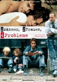Zwei Männer, zwei Frauen - vier Probleme, DVD