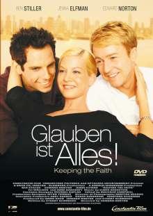 Glauben ist alles!, DVD