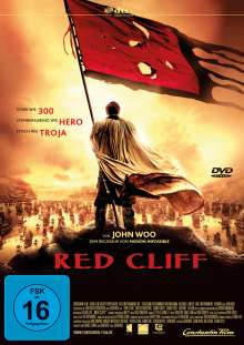 Red Cliff, DVD