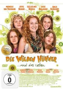 Die wilden Hühner und das Leben, DVD