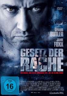 Gesetz der Rache, DVD