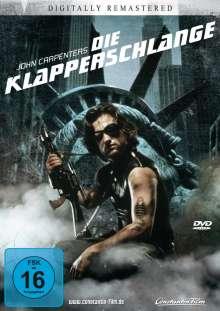 Die Klapperschlange, DVD
