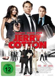 Jerry Cotton (2009), DVD