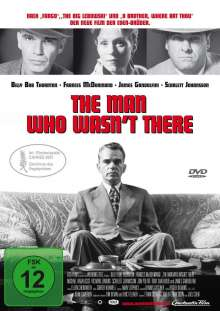 The Man Who Wasn't There, DVD