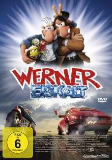 Werner - Eiskalt!, DVD