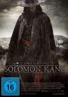 Solomon Kane, DVD