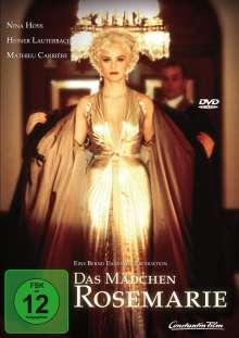 Das Mädchen Rosemarie (1996), DVD