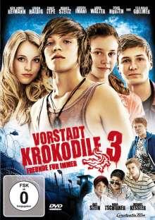 Vorstadtkrokodile 3, DVD