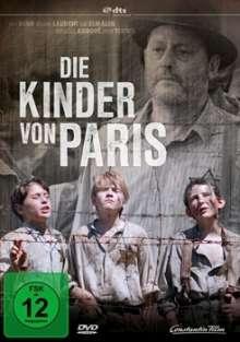 Die Kinder von Paris, DVD