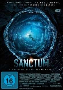 Sanctum, DVD