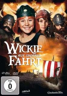 Wickie auf großer Fahrt, DVD