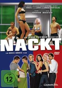 Nackt (2002), DVD